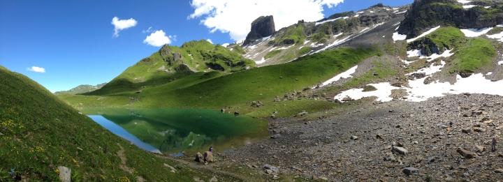 randonnee-beaufortain-lac-amour 13