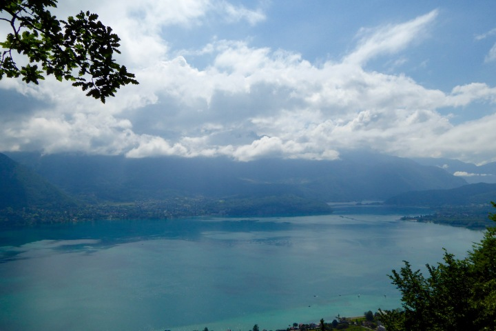 lac annecy panorama