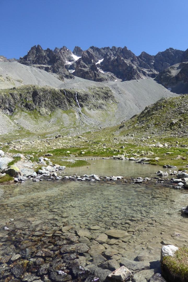 parc des ecrins-glacier blanc-17