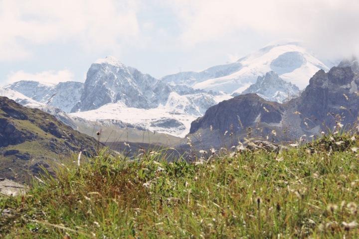 glacier de la grande motte