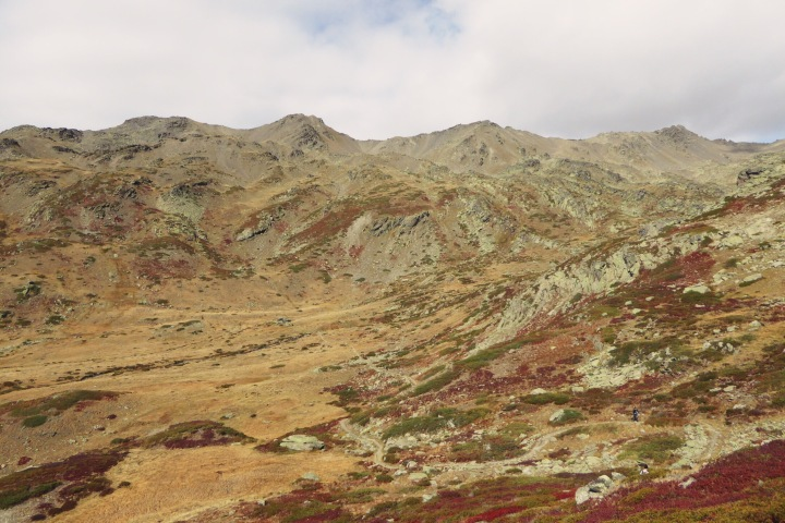 automne dans la vallée de la clarée