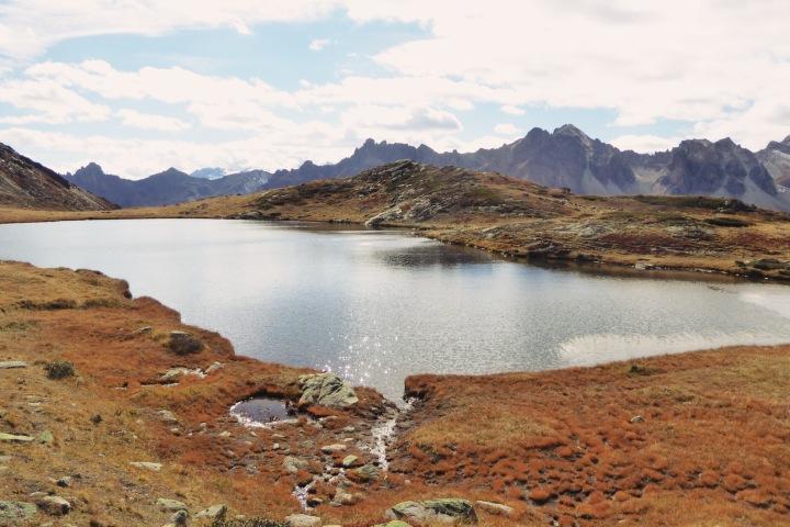 automne au lac de la cula