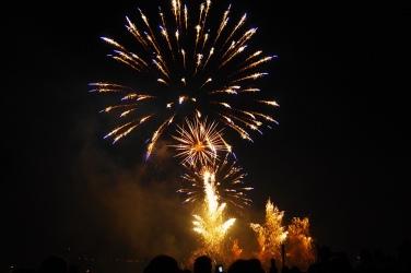 fête du lac d'Annecy