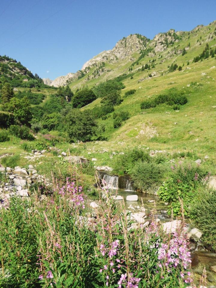 Randonnée refuge du Mont Thabor